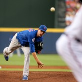 MLB: Chicago Cubs at Atlanta Braves