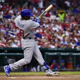 MLB: Chicago Cubs at St. Louis Cardinals-Game Two