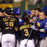 MLB: NL Wild Card Game-Chicago Cubs at Pittsburgh Pirates