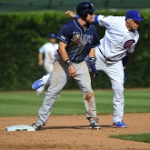 MLB: Tampa Bay Rays at Chicago Cubs