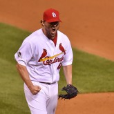 MLB: NLDS-Chicago Cubs at St. Louis Cardinals