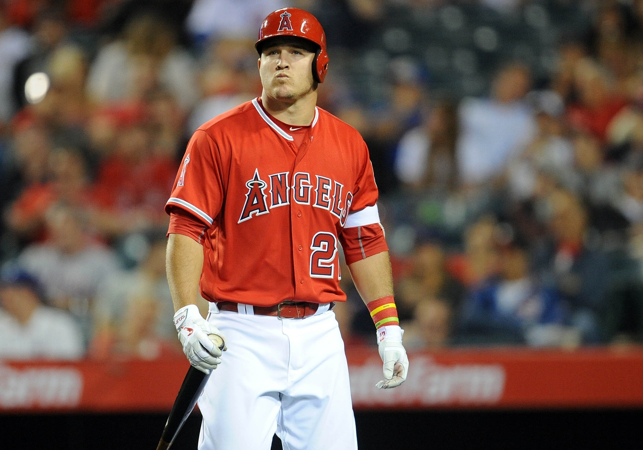 mike trout - photo #31