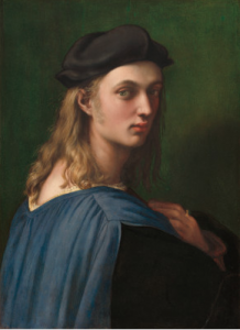 Bindo Altoviti by Raphael