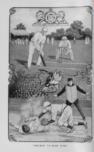 Cricket and Baseball