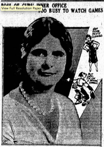 Donahue Freeport Journal-Standard March 13, 1933