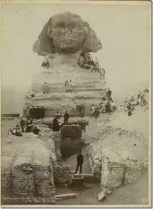 Spalding Egypt