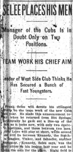 Chicago Daily News March 27, 1907