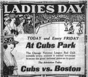 Chicago Daily Tribune, July 16, 1920