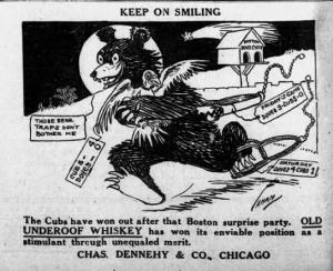 Chicago Tribune, May 16, 1910