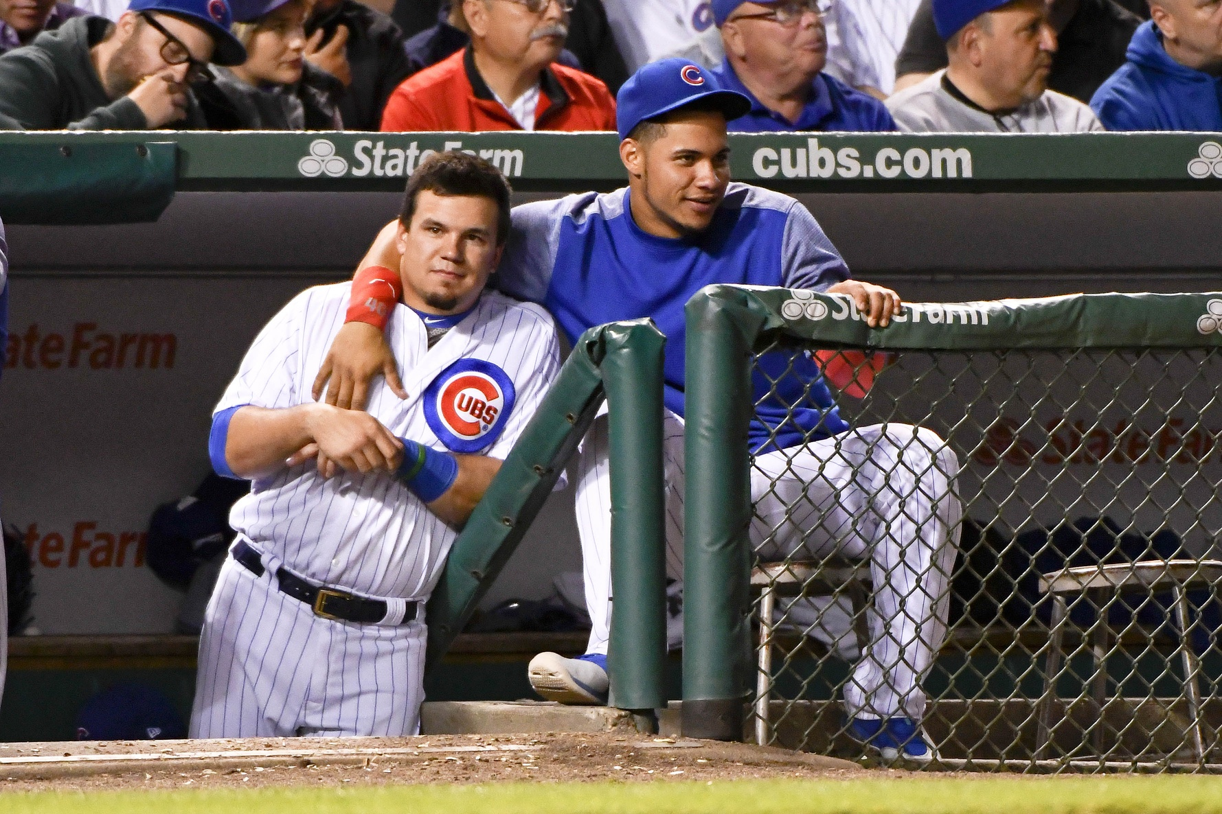 Cubs' Schwarber not surprised by demotion