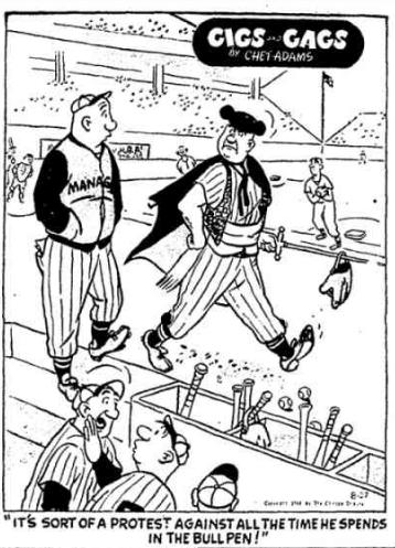 Chicago Tribune, August 27, 1948