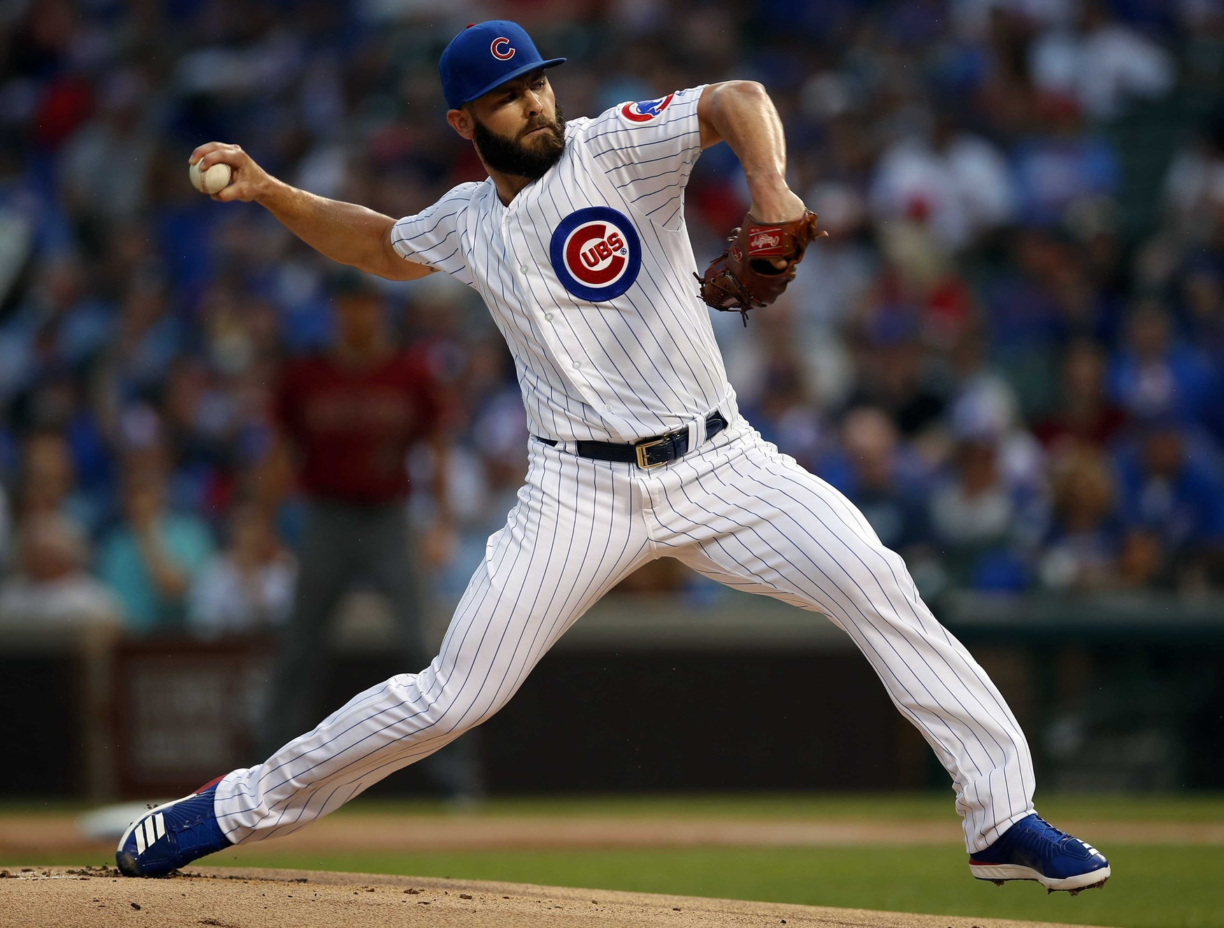 Does the Wilson/Avila trade make the Cubs make World Series favorites?