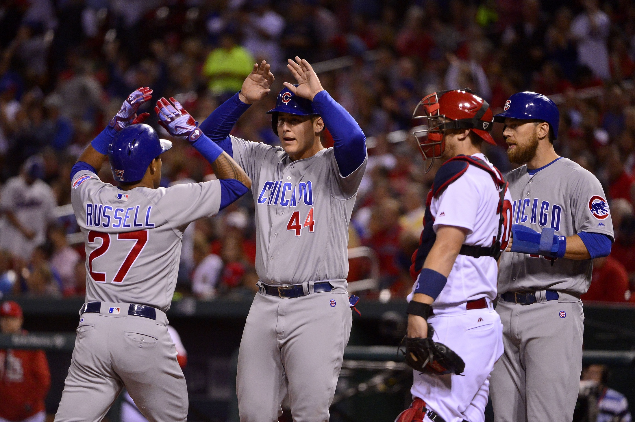 Chicago Cubs Clinch Central Division, Take NL Central Back-To-Back Years