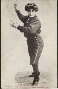 Maud Nelson 1902