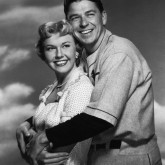 Ronald Reagan And Doris Day/Publ Handout